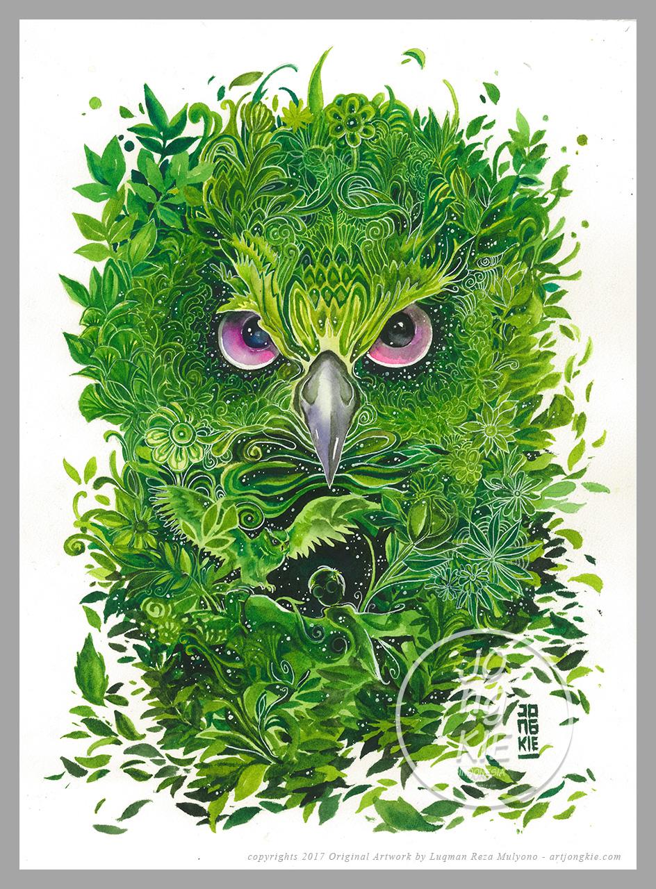 Hedwig by Jongkie