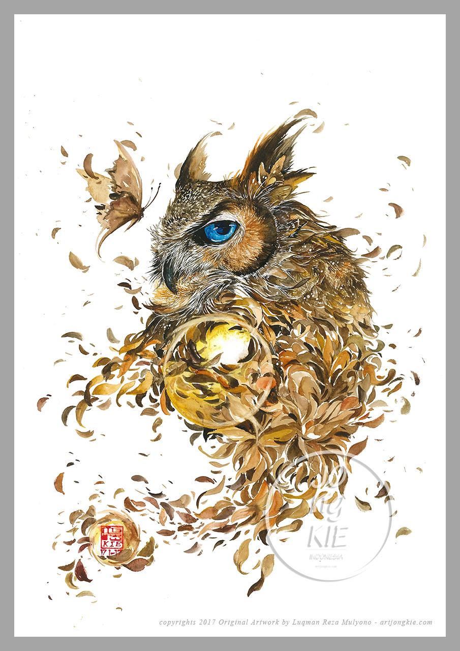 Owl 01 by Jongkie