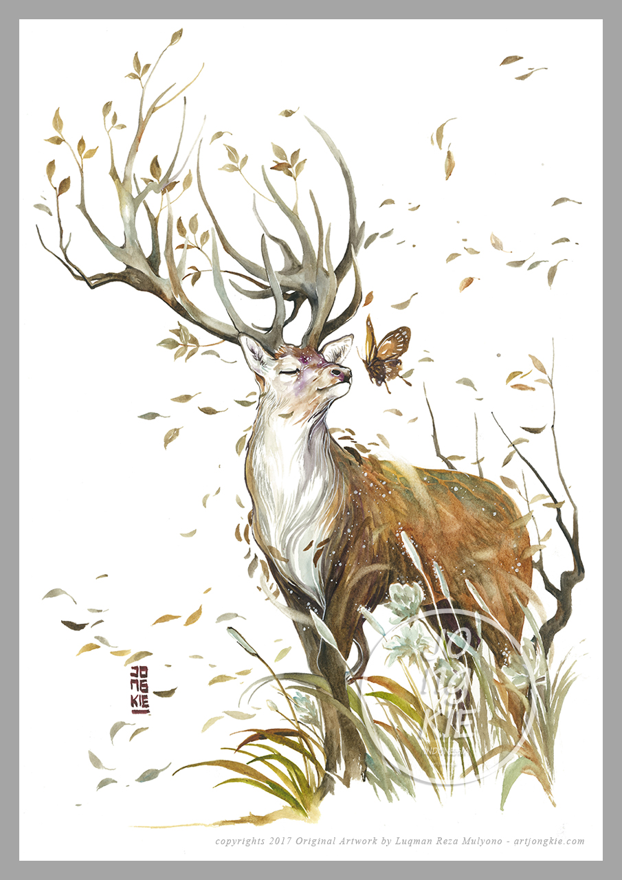 suri06 - Stag by Jongkie